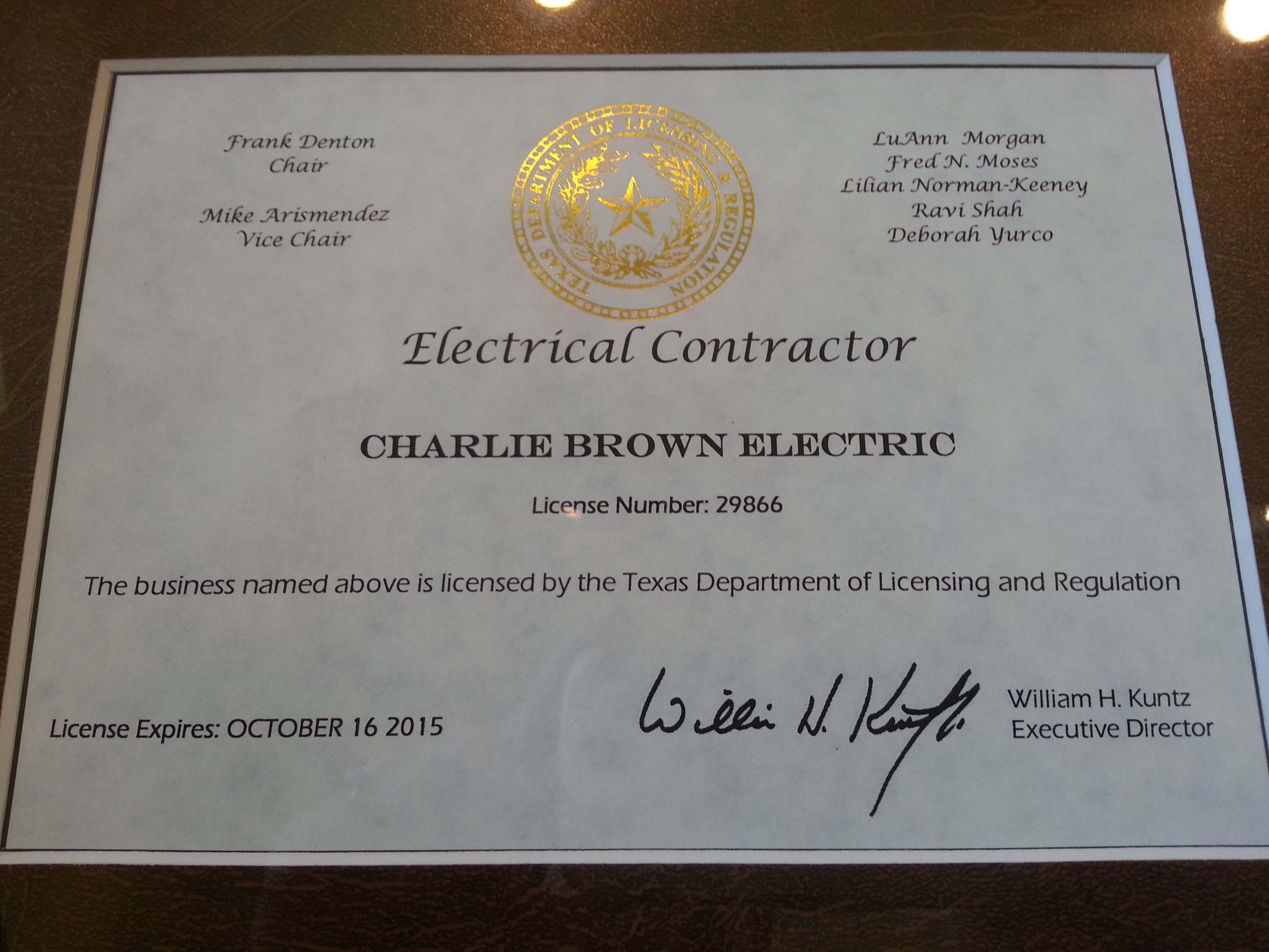 electrical contractor license licensed electrician flower mound tx rh charliebrownelectric com residential electrician license texas residential electrician license