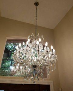 light instalaltion